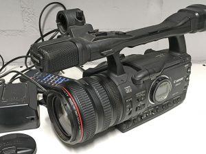 Canon XH A1 MiniDV -kamera
