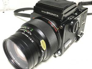 Zenza Bronican ETR 120 + Zenzanon MC 1:3.5 150mm