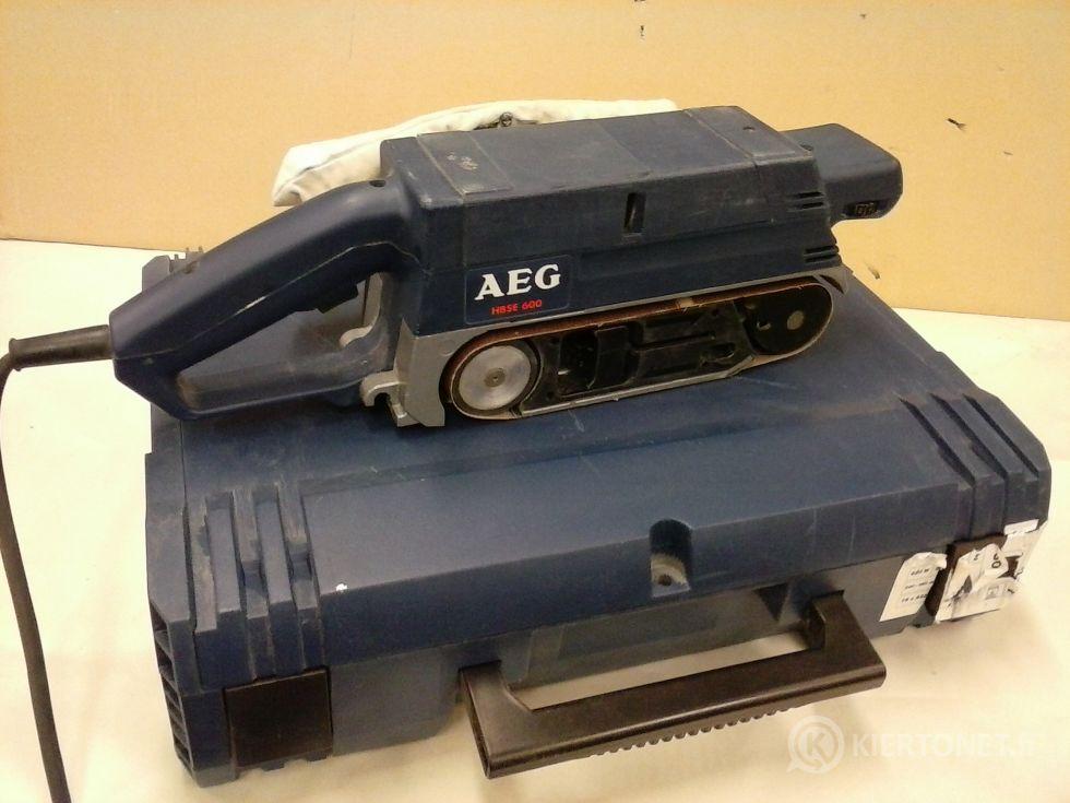 AEG Nauhahiomakone  (401)