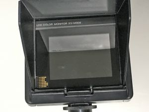 Sony XV-M30E värimonitori