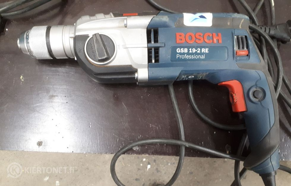 Iskuporakone Bosch