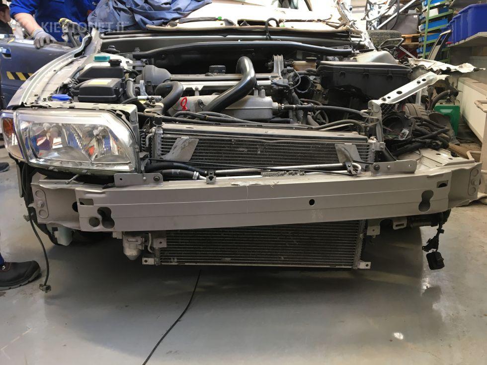 Volvo S80 varaosiksi