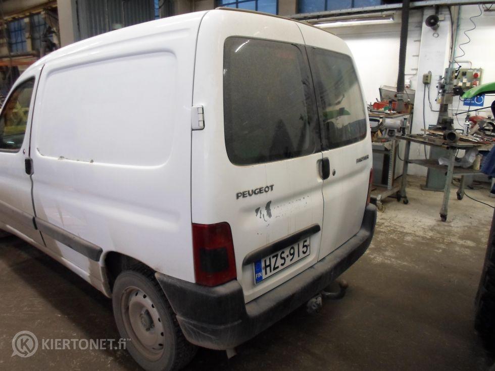 Peugeot Partner N1 Pakettiauto  2paikkainen