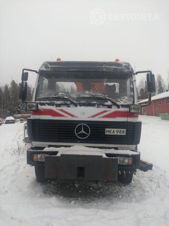 Mercedes-Benz Kuorma-auto