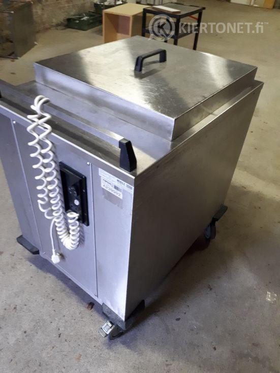 RST Lautasvaunu lämmitettävä ja nostava
