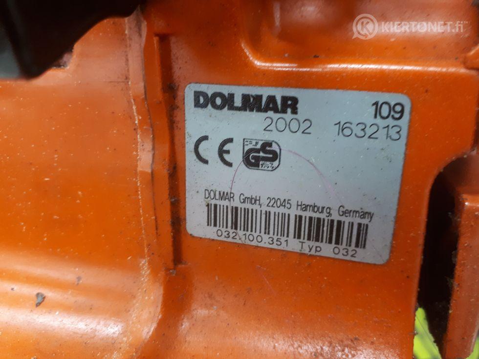 Moottorisaha Sachs Dolmar 109