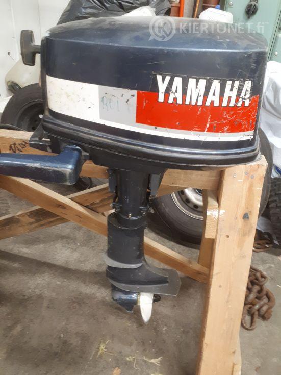 Perämoottori Yamaha 5 hv