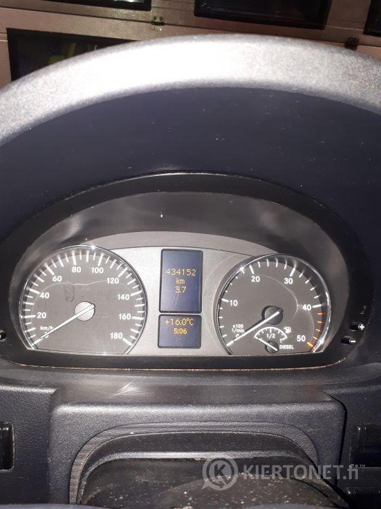 MB Sprinter vm. 2009