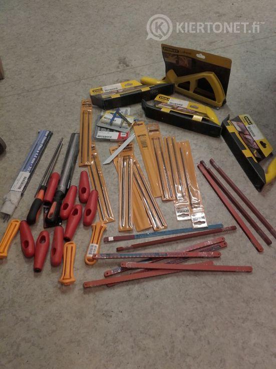Myydään työkaluja