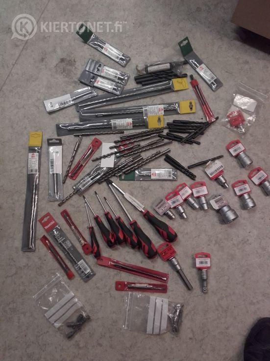 Erä työkaluja