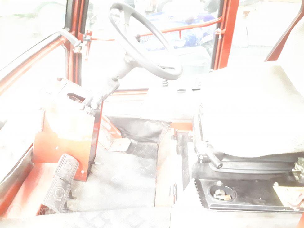 Suurteholeikkuri Toro Groundsmaster 3030D 4x4