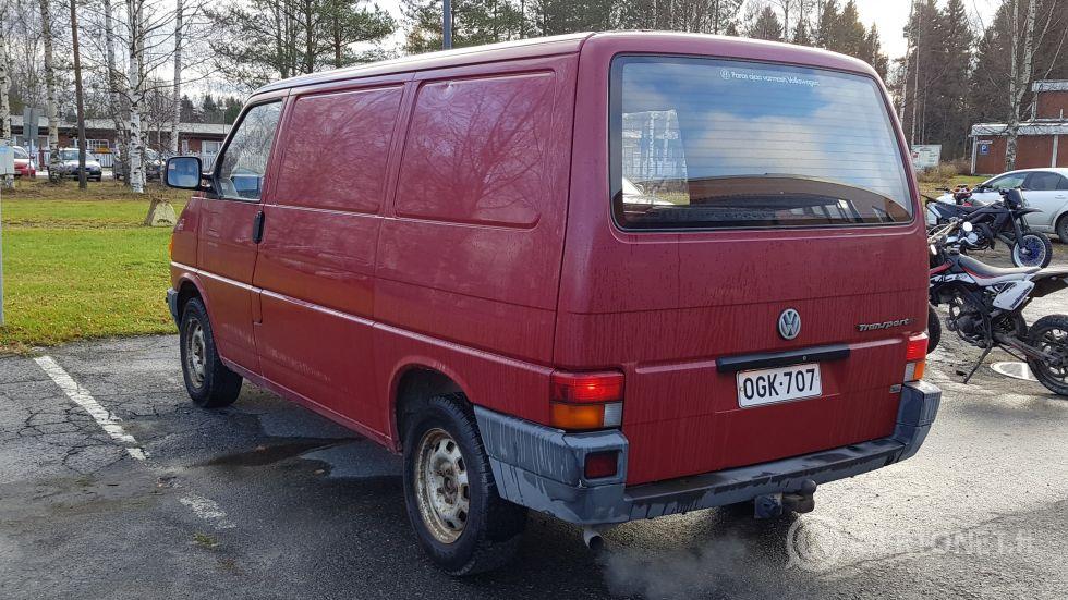 Volkswagen Transporter 2.4 D, 1995