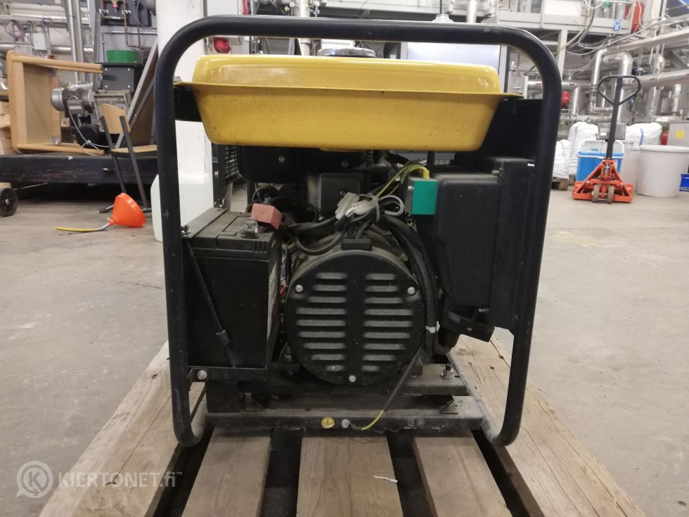 Kipor KDE6500E3 diesel aggregaatti 230V