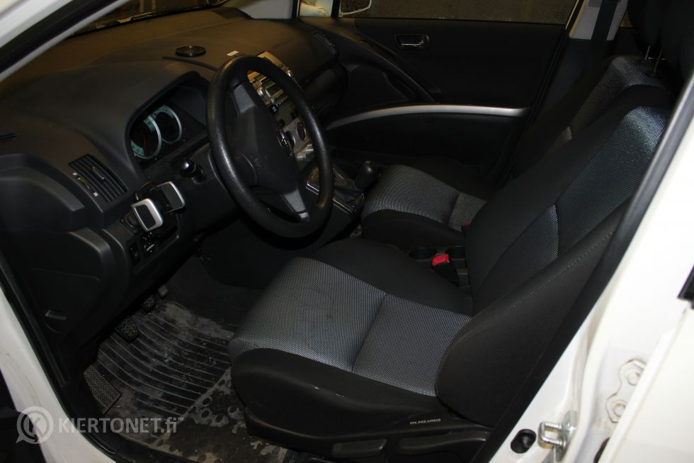 Toyota Corolla Verso 5D, 2007