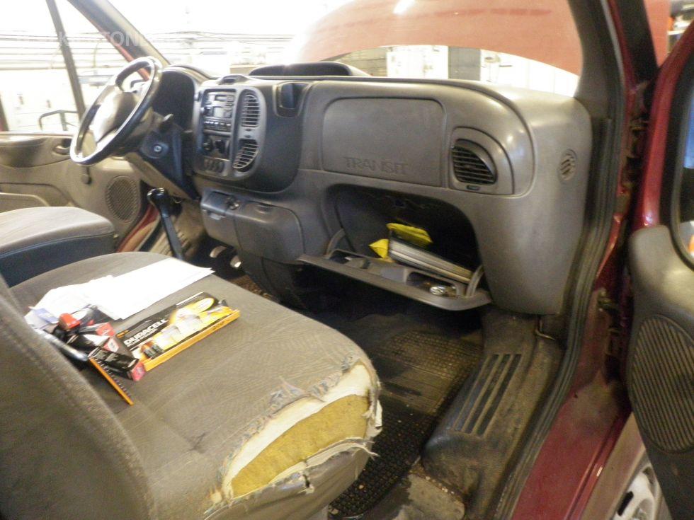 Pa Ford Transit 260