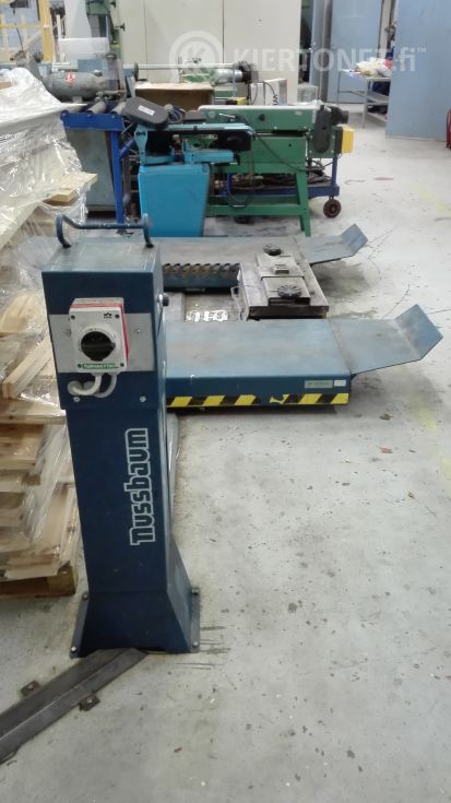Autonostin Nussbaum 4000 kg