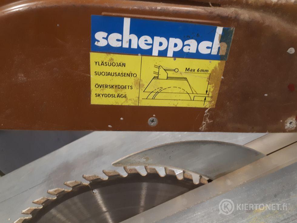 Pöytäsirkkeli Scheppach