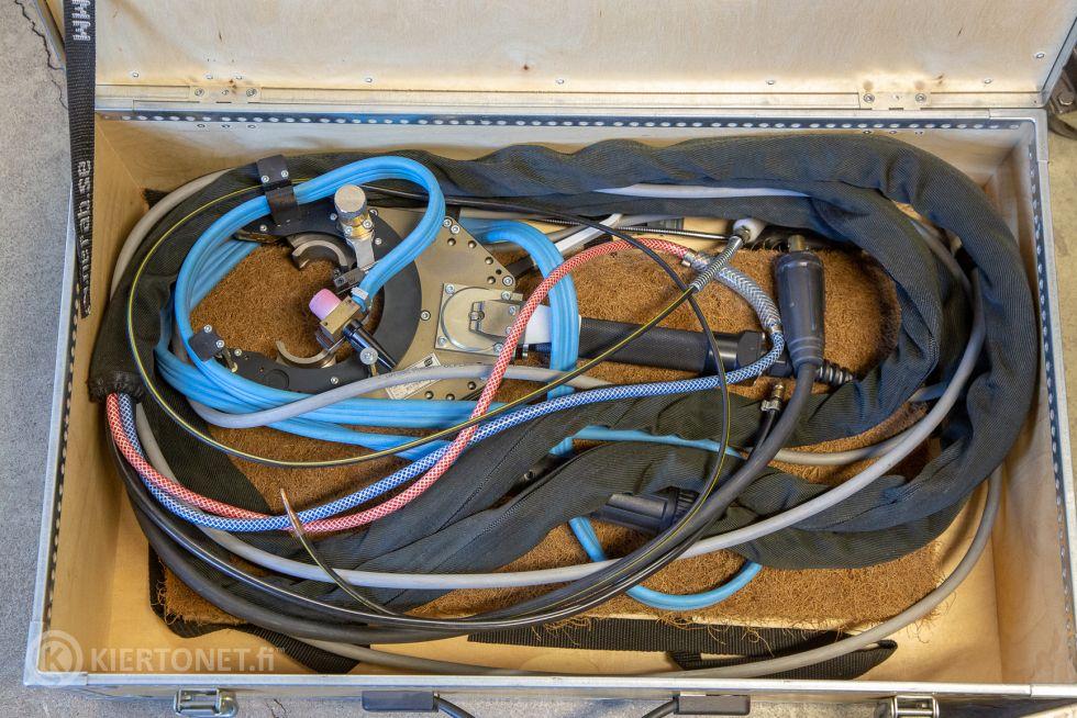Esab Prowelder LTS 160 Orbitaali