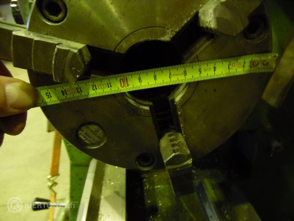 Metallisorvi COLCHESTER COLT 600
