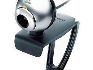Logitech QuickCam -web-kamera, USB (No 1)