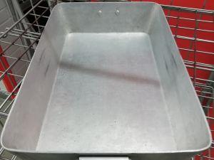 Alumiinisia vuokia 3 kpl