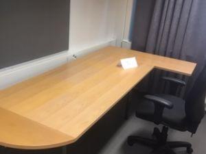 Työpöytä nro 5 + työtuoli