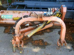 Kesantomurskain Agrimaster XL 180 -07