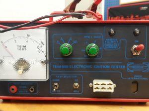 Elektroninen sytytystesteri