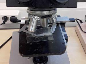 Mikroskooppi LEITZ WETZLAR