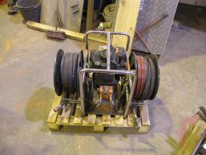 Holmatro hydraulinen pumppuyksikkö