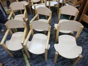 Lasten tuoli 13 kpl