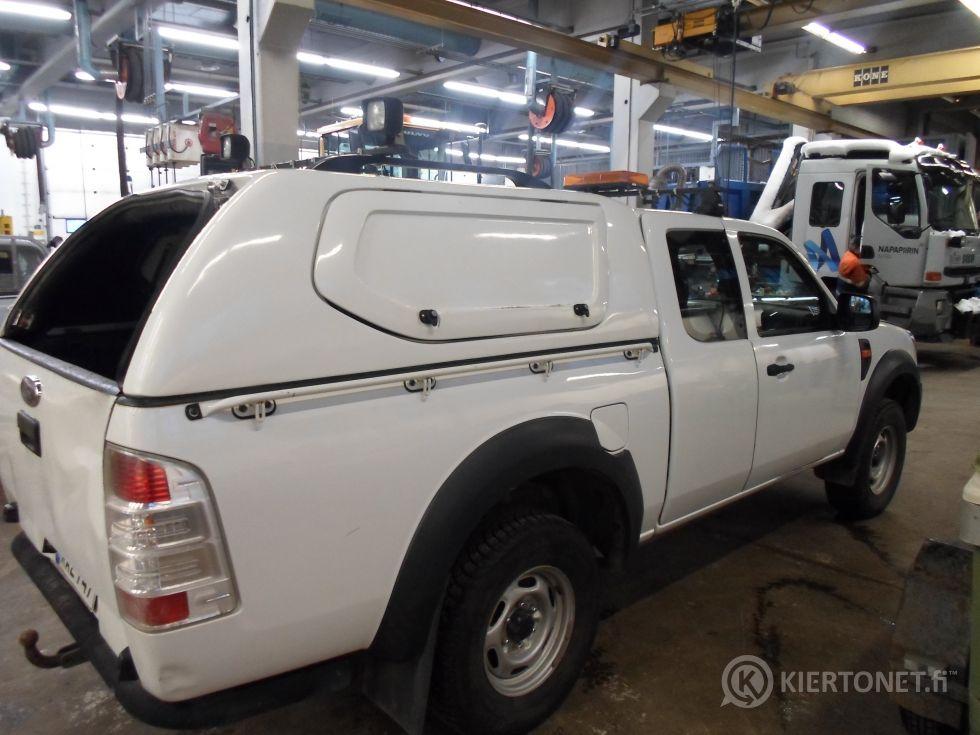 Ford Ranger 2,5 TDCi