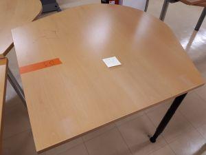 Toimistopöydän ulkokulmapala 7