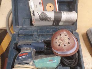 Epäkeskohiomakone Bosch GEX 125-1 AE