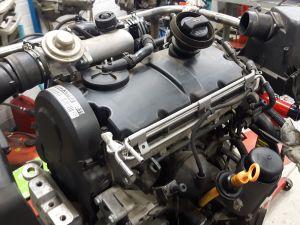 Moottori VW ATD