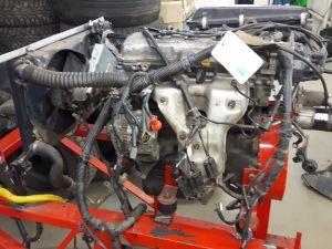 Moottori Nissan Almera TC 16 v