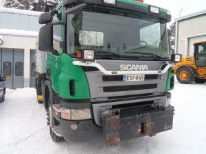 Scania P11 6x2 Euro3