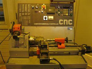 CNC-sorvi