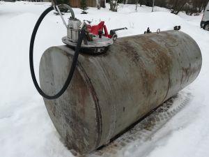 Polttoainesäiliö