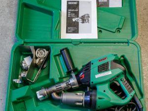 Muovinhitsauskone Leister Weldplast s2 extruder