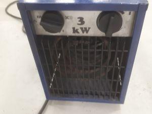 Lämpöpuhallin 3 kW, nro 2