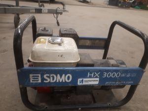 Aggregaatti Honda HX3000 SDMO