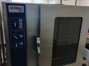 Myydään yhdistelmäuuni Metos Rational Combi Dämfer CD101 K1540xL900xS720