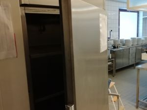 Myydään pakastin Metos K2200xL850xS700