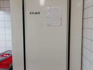 Myydään kylmiö Huurre L1200xK2440xS650