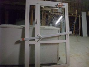 Alumiini ovi nro 2