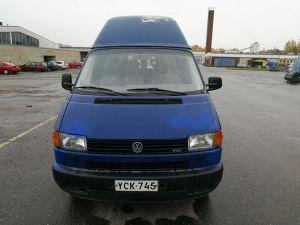Volkswagen Transporter 2.5TDi vm.1999, varaosiksi