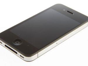Käytetty iPhone  4S, Black