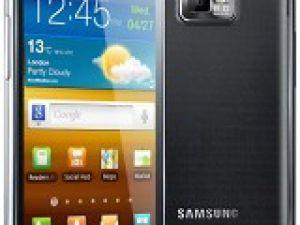 Käytetty Samsung Galaxy S II Plus GT-19105, black