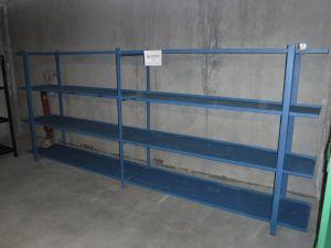 Metallihyllykkö - nro 6